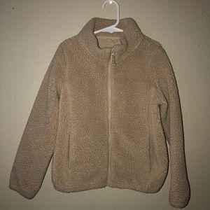Super soft Uniqlo 7-8 jacket